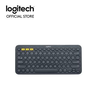 Hình ảnh Bàn phím Bluetooth Logitech K380 Multi-Device - Kết nối Bluetooth cùng lúc 3 thiết bị-2