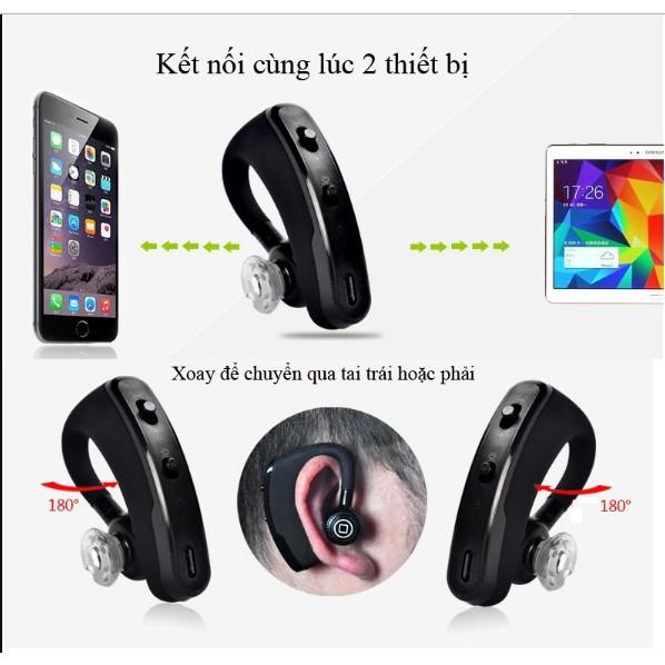 Tai Nghe Bluetooth Keao V8 Chính Hãng