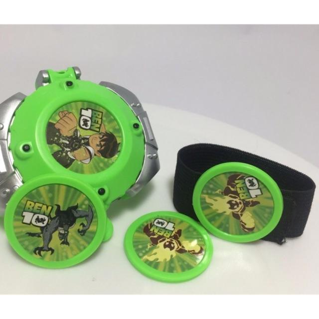 Đồng hồ Ben 10 - 2559181 , 1069498315 , 322_1069498315 , 25000 , Dong-ho-Ben-10-322_1069498315 , shopee.vn , Đồng hồ Ben 10