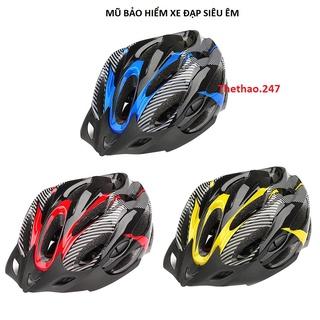 Mũ Bảo Hiểm Xe Đạp Bikeboy Leo Núi Dành Cho Nam Và Nữ Siêu Nhẹ thumbnail