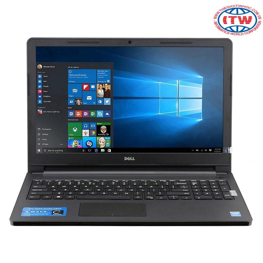 Laptop Dell Inspiron N3567 I5-7200U (Đen) – Tặng kém túi NB Dell - 2621439 , 574619834 , 322_574619834 , 15690000 , Laptop-Dell-Inspiron-N3567-I5-7200U-Den-Tang-kem-tui-NB-Dell-322_574619834 , shopee.vn , Laptop Dell Inspiron N3567 I5-7200U (Đen) – Tặng kém túi NB Dell