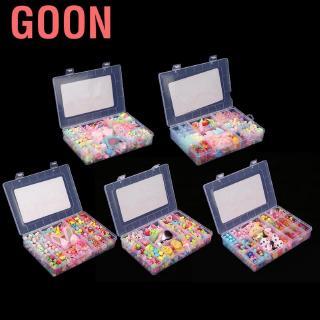 Goon Newest Pop Beads Toys Kids Colorful Jewelry Necklace Bracelet DIY Crafts Creativel Arts Children Girls B