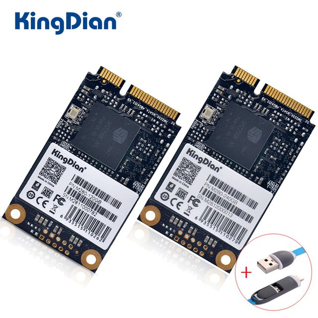 SSD MSATA KINGDIAN M280 120GB Giá chỉ 580.000₫