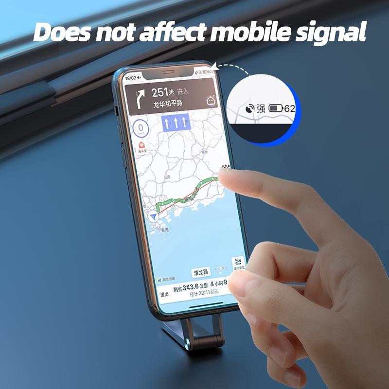 Giá đỡ điện thoại KUULAA gắn ô tô từ tính tiện dụng