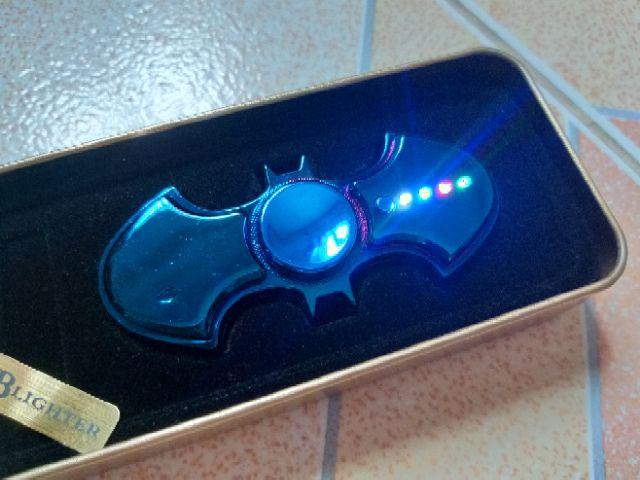 CON QUAY FIDGET SPINNER BATMAN
