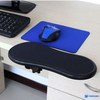 Hand Shoulder Protect armrest Pad Desk Attachable Computer Table Arm Support Mouse Pads Arm Wrist Rests Chair Extender c
