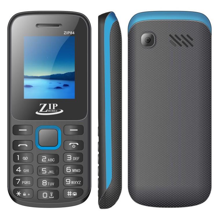 Điện Thoại ZIP Mobile ZIP84 - Hàng Chính Hãng - Bảo Hành 12 Tháng