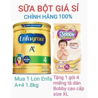 [Date 3/22] Sữa Enfagrow 4 1,8kg – 100% Hàng chính Hãng