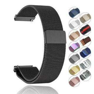Samsung Watch Gear2 R380 Gear2 NEO R381 Bracelet Stainless Steel Band Galaxy Watch Gear Sport Watch 20MM 22MM Strap Band Dây Đeo Inox Cho Đồng Hồ