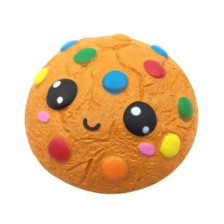 Đồ chơi bóp nén giảm căng thẳng tạo hình bánh quy sô cô la dễ thương mã sp DV7603