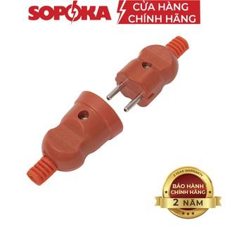 Bộ nối nguồn công suất cao SOPOKA N3000W lớp lõi chịu nhiệt, lớp vỏ chống vỡ thumbnail