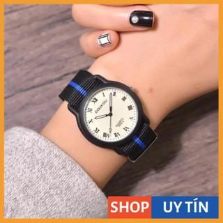 [Hàng Cao Cấp] - Đồng hồ nữ Doukou chính hãng dây vải siêu xinh thumbnail