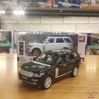 Mô hình hợp kim siêu xe Range Rover tỉ lệ 1:32 màu đen