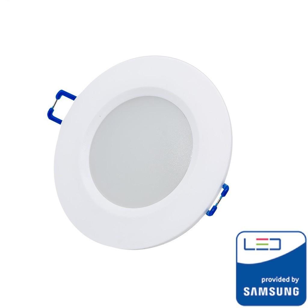 Đèn Led Âm Trần Downlight Rạng Đông D AT05L 90/7W-Trắng, Vàng LED SS