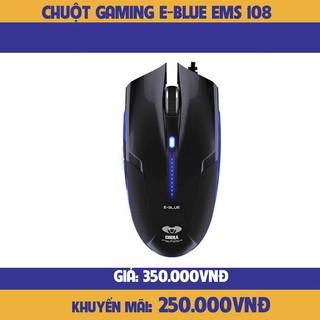 Chuột Games Thủ E-Blue Cobra EMS108 - Hàng chính hãng thumbnail