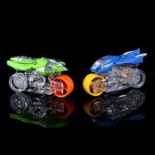 ♥WARM♥ Christmas Birthday Gift for Children 1pc Fun Inertia Mini Motorcycle Car Toys