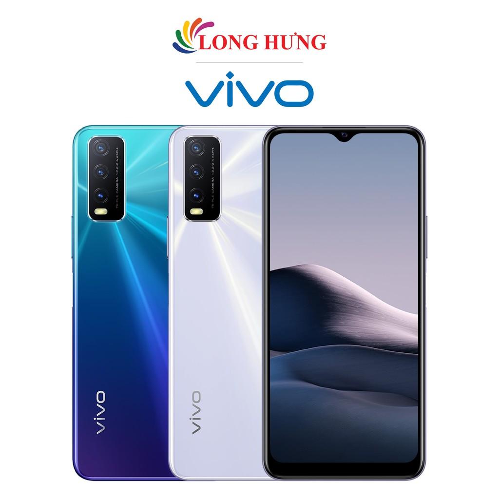 Điện thoại Vivo Y20 2021 (4GB/64GB) - Hàng chính hãng