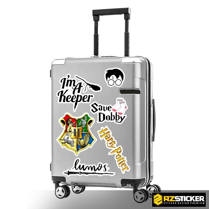 [Set 50+ Hình ] Sticker Harry Potter | Dán Nón Bảo Hiêm, Điện Thoại, Laptop, Bình Nước...Chống Nước, Chống Bay Màu..
