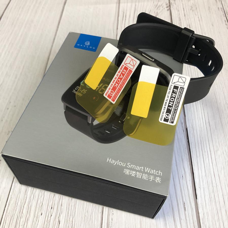Miếng Dán Bảo Vệ Màn Hình Hd Cho Xiaomi Bouou Ls01
