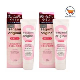 Bộ 2 Gel Bôi Trơn và tạo độ ẩm tự nhiên - chuyên dùng cho vùng kín dễ mẫn cảm Sagami Original 60G - 3577698 , 1296745565 , 322_1296745565 , 462000 , Bo-2-Gel-Boi-Tron-va-tao-do-am-tu-nhien-chuyen-dung-cho-vung-kin-de-man-cam-Sagami-Original-60G-322_1296745565 , shopee.vn , Bộ 2 Gel Bôi Trơn và tạo độ ẩm tự nhiên - chuyên dùng cho vùng kín dễ mẫn cả