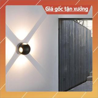 Đèn trang trí hắt tường 4 chiều – 12w chống nước G48