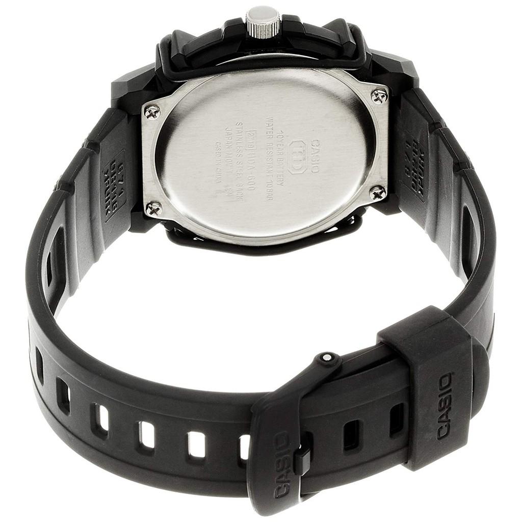 Đồng hồ nam Casio Anh Khuê HDA-600B-7BVDF