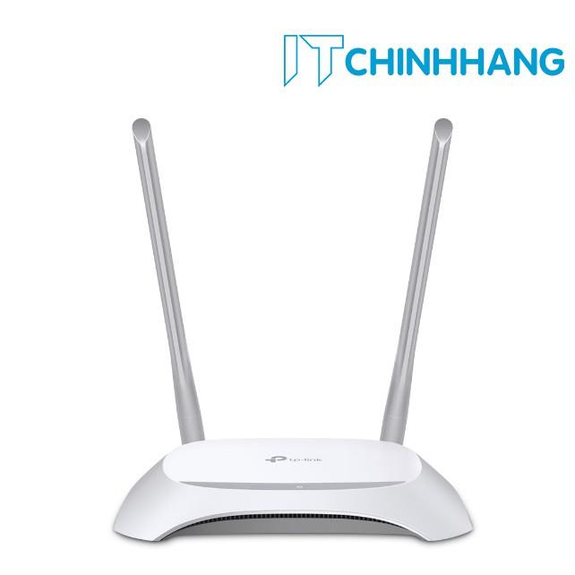 Bộ Phát Wifi TP-Link WR840N chuẩn N Wi-Fi tốc độ 300Mbps - HÃNG PHÂN PHỐI CHÍNH THỨC
