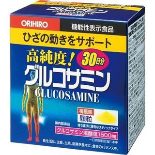 Bột bổ xương khớp Glucosamine Orihiro 30 gói (pp chính hãng)