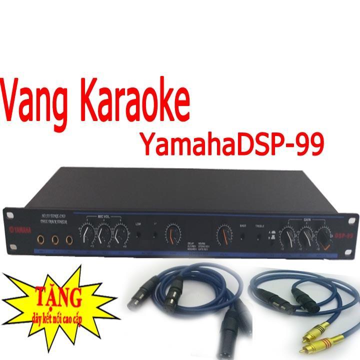 [FreeShip] vang karaoke yamaha dsp-99 - vang chỉnh cơ - vang cơ