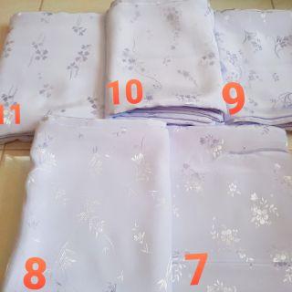 Gấm áo dài học sinh thái tuấn