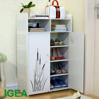 Tủ giầy đa năng thương hiệu IGEA IG359