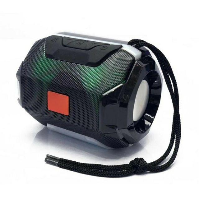 Loa Bluetooth TG162 có led  âm thanh cực chuẩn