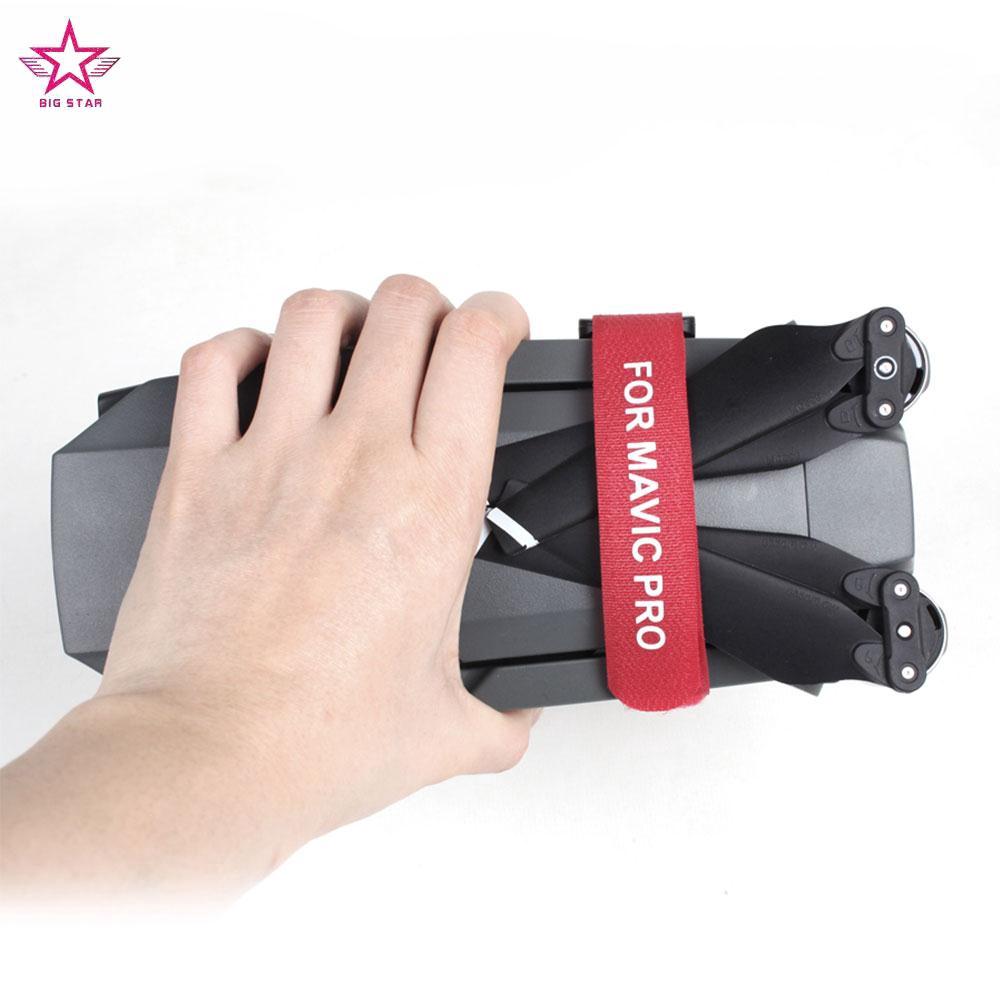 DJI Mavic Pro Nylon Propeller Fixing Strap Accessories Magic Tape Stabilizer Protector Bandage