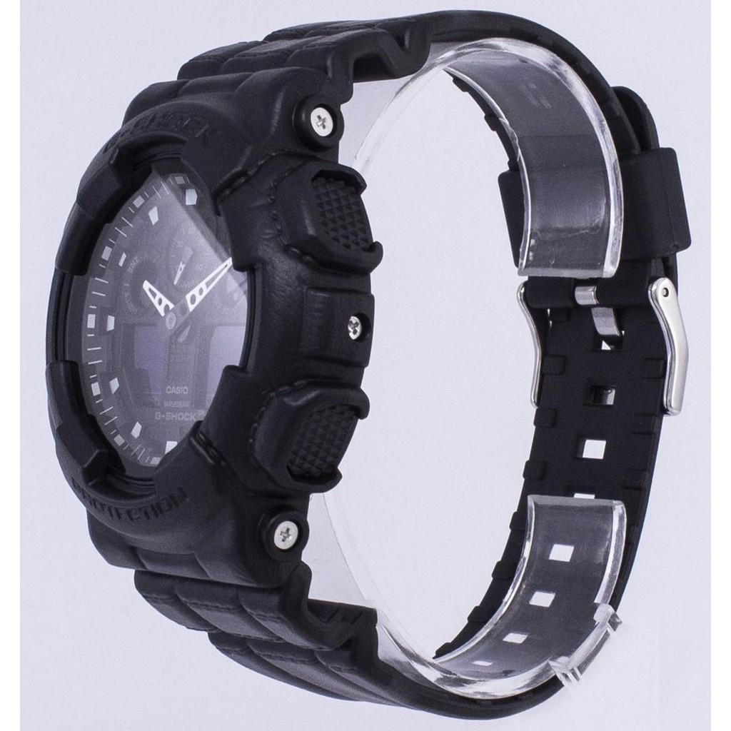 Đồng hồ nam G-SHOCK chính hãng Casio Anh Khuê GA-100BT-1ADR