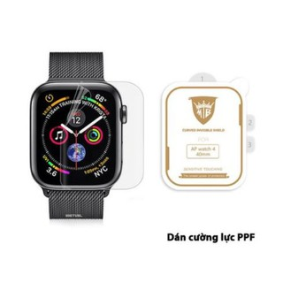 [Mã ELFLASH5 giảm 20K đơn 50K] [Miễn Phí Vận Chuyển 50K] Miếng Dán PPF Apple Watch Tự Phục Hồi Trầy Xước