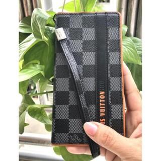 [HCM-HÀNG SẲN] Bao da CARO có ngăn đựng card cho iphone 7+/8+