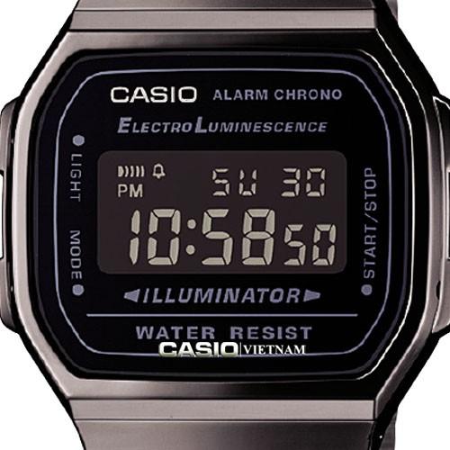 Đồng Hồ Casio Nư A168WGG-1BDF ( 38.6 mm x36.3 mm )