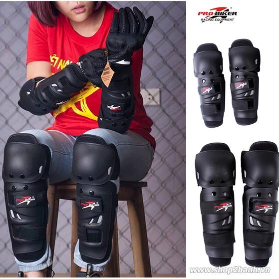 Giáp bảo hộ tay chân Probiker