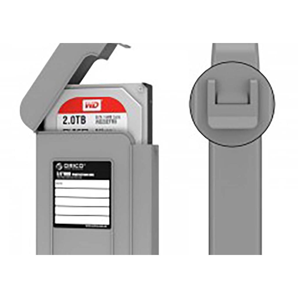 HỘP ĐỰNG BOX 3.5 ORICO PHI-35-GY ( xám)