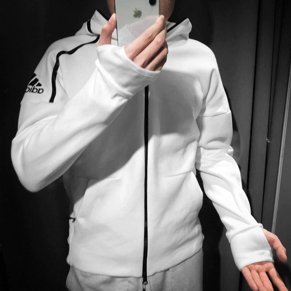 Áo Khóa Adidas ZNE A121 - Áo khoác nhẹ - Áo khoác nam