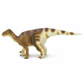 SAFARI LTD IGUANODON TOY #305429 WILD SAFARI PREHISTORIC WORLD DINOSAURS