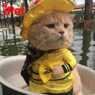 Bộ Đồ Quần Áo Đáng Yêu Cho Mèo Dưới 3kg - iPet Shop thumbnail
