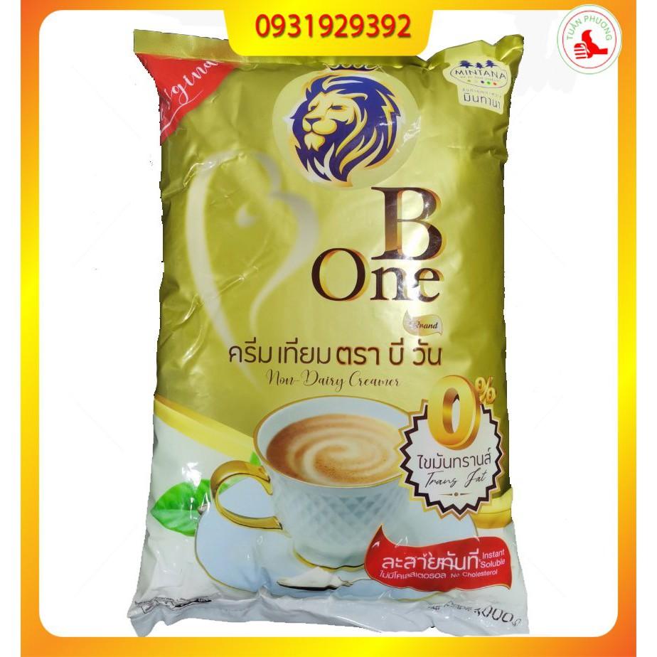 [Mã GROSALEHOT giảm 8% đơn 250K] Bột kem béo B One pha trà sữa gói 1kg