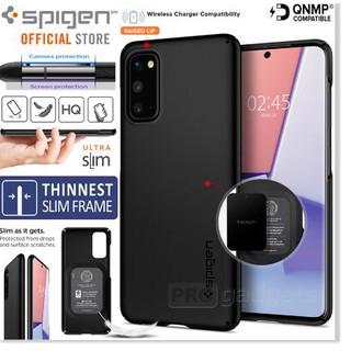 Ốp Samsung Galaxy s20 Spigen Thin Fit