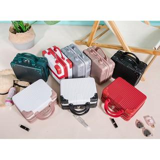 Cốp vali đựng mĩ phẩm tiện lợi sang chảnh !!!
