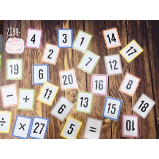Bộ số và dấu
