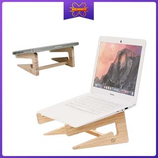 Chân đỡ Xgamer bằng gỗ hỗ trợ cho máy tính laptop tiện lợi chất lượng cao