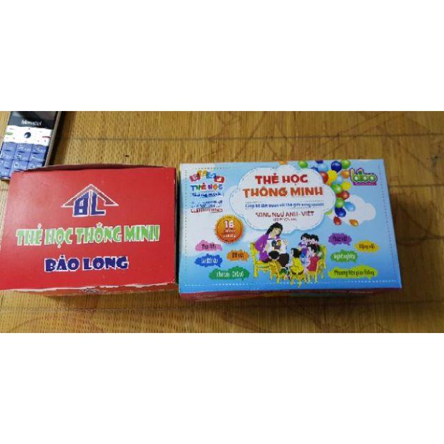 Bộ thẻ học thông minh 16 chủ đề hãng Bảo long,bi bo song ngữ Anh- việt có phiên âm - 2689930 , 150414172 , 322_150414172 , 85000 , Bo-the-hoc-thong-minh-16-chu-de-hang-Bao-longbi-bo-song-ngu-Anh-viet-co-phien-am-322_150414172 , shopee.vn , Bộ thẻ học thông minh 16 chủ đề hãng Bảo long,bi bo song ngữ Anh- việt có phiên âm