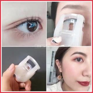 Kẹp bấm mi Muji Portable Eyelash Curler