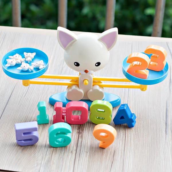 [sale] Bộ đồ chơi cân bằng toán học Puppy up [siêu hot]
